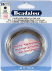 Beadalon 316l Stainless Steel Round Wrapping Wire