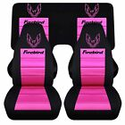 Designcovers Front Rear Seat Covers Fit 1967-2002 Firebird Pick Ur Color