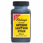 Fiebings Acrylic Antique Leather Stain Finish 4 Oz - 5 Colors