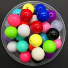 New 6810162025mm Diy Acrylic Round Pearl Spacer Loose Beads Jewelry Making