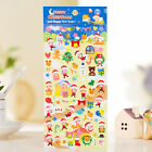 New Merry Christmas Decorative Stickers Adhesive Stickers Diy Diary Stickers