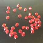 Free Shipping 100-1000pcs Austria Crystal 4mm 5301 Bicone Beads U Pick Color