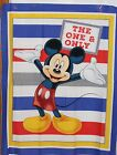 Disney Mickey Mouse The One Only Coordinating Fabrics Sold Separately Bty