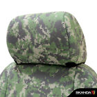 Chevy Silverado Seat Covers - Coverking Digital Camo - Made To Order