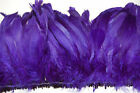 Dyed Nagorie Fringe 6-10 Feathers Many Colors Halloweencostumehatscrafts