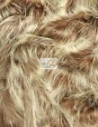 Monster Faux Fake Fur Fabric By The Yard Coat Costume Accessories Long Pile