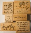 Stampin Up Retired Stamp Sets In Original Boxes -- You Pick
