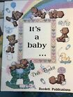 New Crossstitch Pattern Booklets Babies Choice Of 5 Books