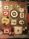 Cross Stitch Pattern Booklets Christmas Bears Bunnies Mice Cats Plus More