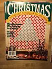 Christmas Year-round Needlework And Craft Ideas Magazine Your Choice