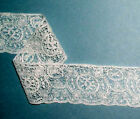 Assorted Vintage Lace Trim Lots 12-6-12 Wide Closeout White Ivory Blue 81x