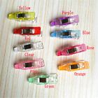 10pcs Mini Plastic Quilter Holding Wonder Clips Sewing Accessories Quilt Binding