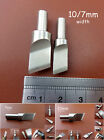 3kind Leather Craft Swivel Carving Knife Cutter Stainless Steel Angle Blade Head