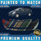 New Painted To Match Front Bumper Cover Exact Fit For 2004-09 Toyota Prius 04-09