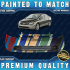 New Painted To Match Front Bumper Cover Fascia 2006-2008 Honda Civic Sedan 06-08