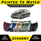 New Painted To Match - Front Bumper For 2006 2007 2008 Honda Civic Sedan 06-08