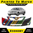 New Painted To Match - Front Bumper Cover Replacement For 2007-2009 Toyota Camry