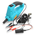 100w 350n.m Car Electric Impact Wrench Tire Change Drive Repair W Clips Sockets