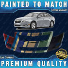 New Painted To Match - Front Bumper Fascia For 2011-2014 Chevy Cruze Ltltz Rs