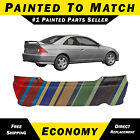 Painted To Match - Rear Bumper Cover 2004 2005 Honda Civic Coupe 2dr 1.7l 04 05
