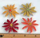Small Large Colorful Flowersvariations Broken China Mosaic Tiles