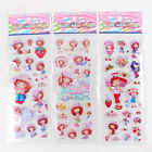3d Cute Puffy Kid Scrapbooking Paper Crafts Party Wall Stickers Lot Kids Gifts