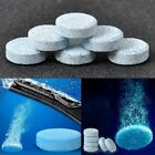 1-10pcs Auto Car Windshield Glass Wash Cleaning Concentrated Effervescent Tablet