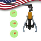 Usa Sale Hydraulic Gear Puller Pumps Oil Tube 3 Jaws Drawing Machine 5t10t15t