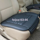2 Car Front Seat Cover Suv Pu Leather Breathable Cushion F Auto Chair 4 Season