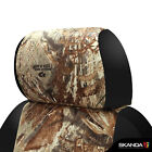 Mossy Oak Duck Blind Camo Tailored Seat Covers For Ford F450 - Made To Order