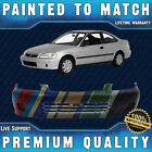 New Painted To Match Front Bumper Cover Fascia For 1999-2000 Honda Civic 99-00