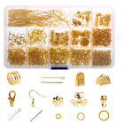 Jewelry Making Kit Findings Beading Wire Supplies Lot Repair Tools Set Diy Craft