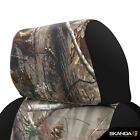 Coverking Realtree Ap Camo Custom Seat Covers For Toyota Tacoma - Made To Order