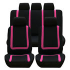 Auto Car Seat Covers For Sedan Truck Van Universal Seat Covers Universal 6 Color