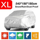 L-xl Large Waterproof Full Car Cover Suv Outdoor Dust Ray Rain Snow Accessories