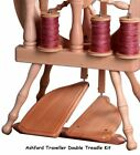 Ashford Spinning Wheel Assessories Chair Jumbo Flyers Skeiner Or Treadle Kit