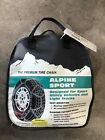 Laclede Alpine Sport Light Truck Snow Tire Chains 2319 New