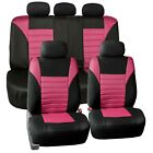 Car Seat Covers Premium 3d Air Mesh Full Set Universal Fit For Cars Auto Truck