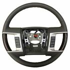 Ford Edge Steering Wheel Wood Oem Radio Sync Cruise Control Buttons