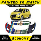 New Painted To Match Front Bumper Replacement For 2013 2014 2015 Chevy Spark Lt