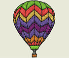 Hot Air Balloon Machine Embr Designs - 25 Designs On Cdusbfloppy -11 Formats