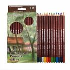 Professional Soft Pastel Pencils Sketch Pastel Colored Pencils For Art Drawing