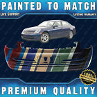 New Painted To Match Front Bumper Cover Fascia For 2003 2004 Infiniti G35 Sedan