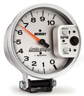 Auto Meter 5in Auto Gage Monster Tach Silver
