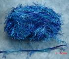 Fun Fur Yarn Eyelash Yarn Multi Print Color Qty Choice
