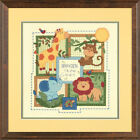 Dimensions Baby Birth Record Counted Cross Stitch Craft Kit Select Your Design