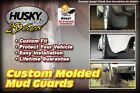 Dodge Front Rear Husky Liners Molded Mud Guards Flaps Set Of 4 - Easy Install