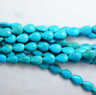 15 Nature Blue Turquoise Gemstone Stone Beads Loose Spacer Charm Findings