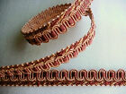 10 Yards Of Decorative 12 Scroll Style Braid Gimp Trim Choice Of Colors