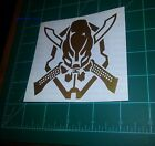 Legendary Shield Custom Vinyl Sticker Car Window Bumpers Tool Box Laptop